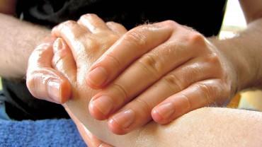 Massage løsner op for både talebånd og spændinger