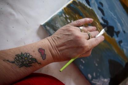 Del din kreativitet med udsatte